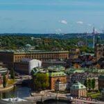 stockholm weekend med luftballong