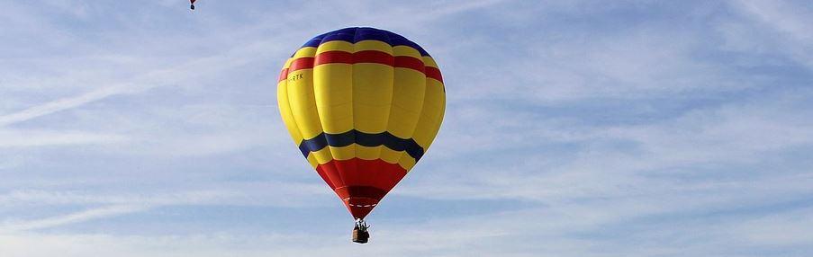 luftballong för två bild